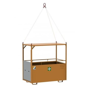 Category Image for Crane Man Riding Cages