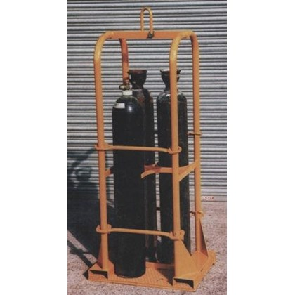 Image of POB 4 Gas Bottle Carrier - 1