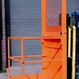 Thumbnail of Forklift Safety Access Platform - 1