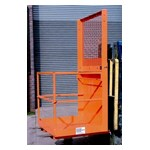 View Forklift Safety Access Platform