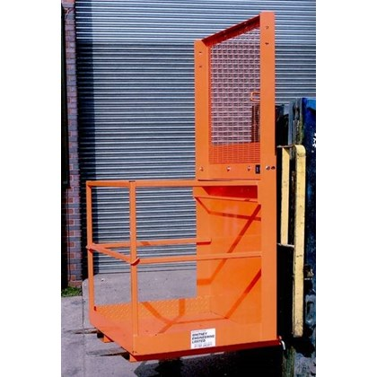 Image of Forklift Safety Access Platform - 1