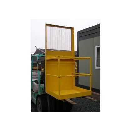 Image of Forklift Safety Access Platform - 3