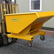 Thumbnail of WTS Forklift Tipping Skip (Castors) - 1