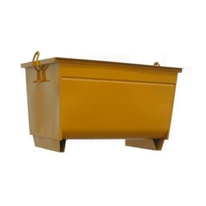 Image of BAM 330 Steel Mortar Tub - 1
