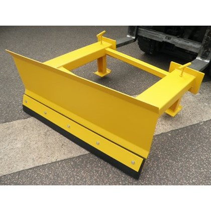 Image of WSP Forklift Snow Plough - 1