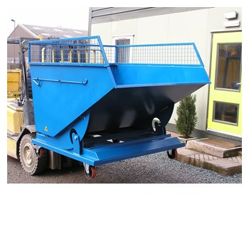View Bespoke Tipping Skips