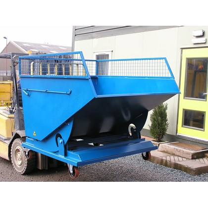 Image of Bespoke Tipping Skips - 1