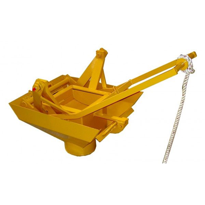 Image of TI - Upright Concrete Column Skip - 4