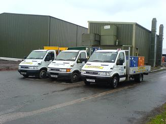 Whitney Engineering Ltd Fleet
