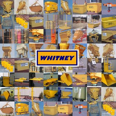 Welcome To The Whitney Engineering Ltd Home Page