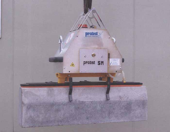 SM STONE MAGNET VACUUM LIFTER Image